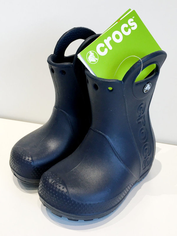 CROCS, Kids' Handle It Rain Boot, sininen