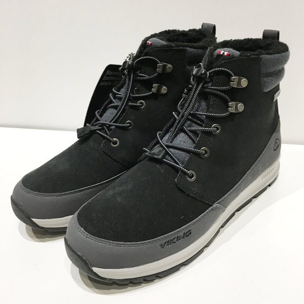VIKING ROTNES GTX talvikenkä, black/grey